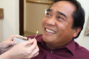 matching porcelain crowns to your natural teeth, Porcelain Crowns in Santa Clara